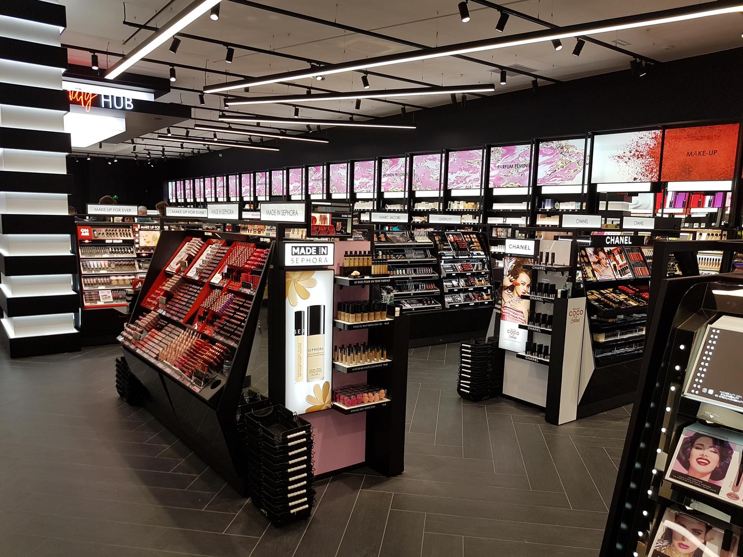 Boutique Sephora Val d'Europe