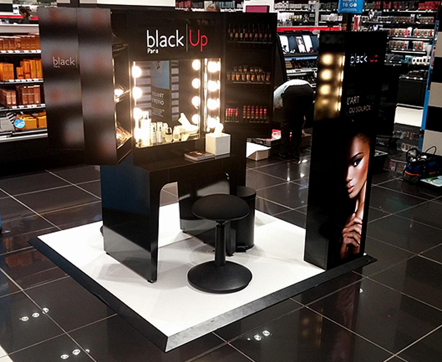Black up Sephora