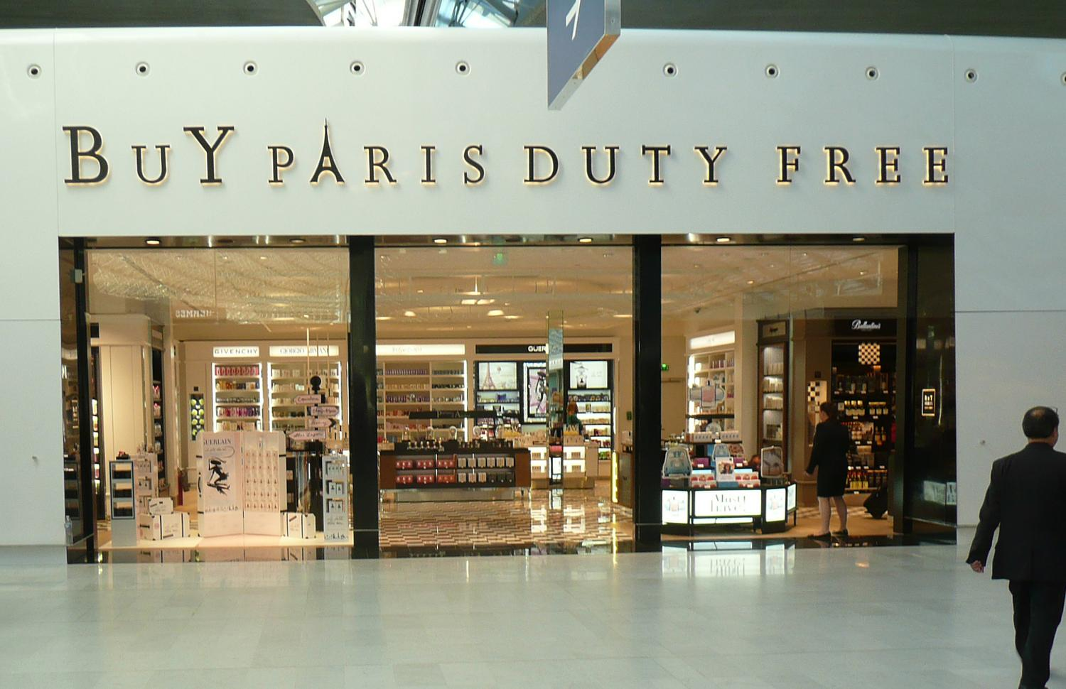 agencement tous corps d'état buy paris duty free-MEDIA6 Agencement