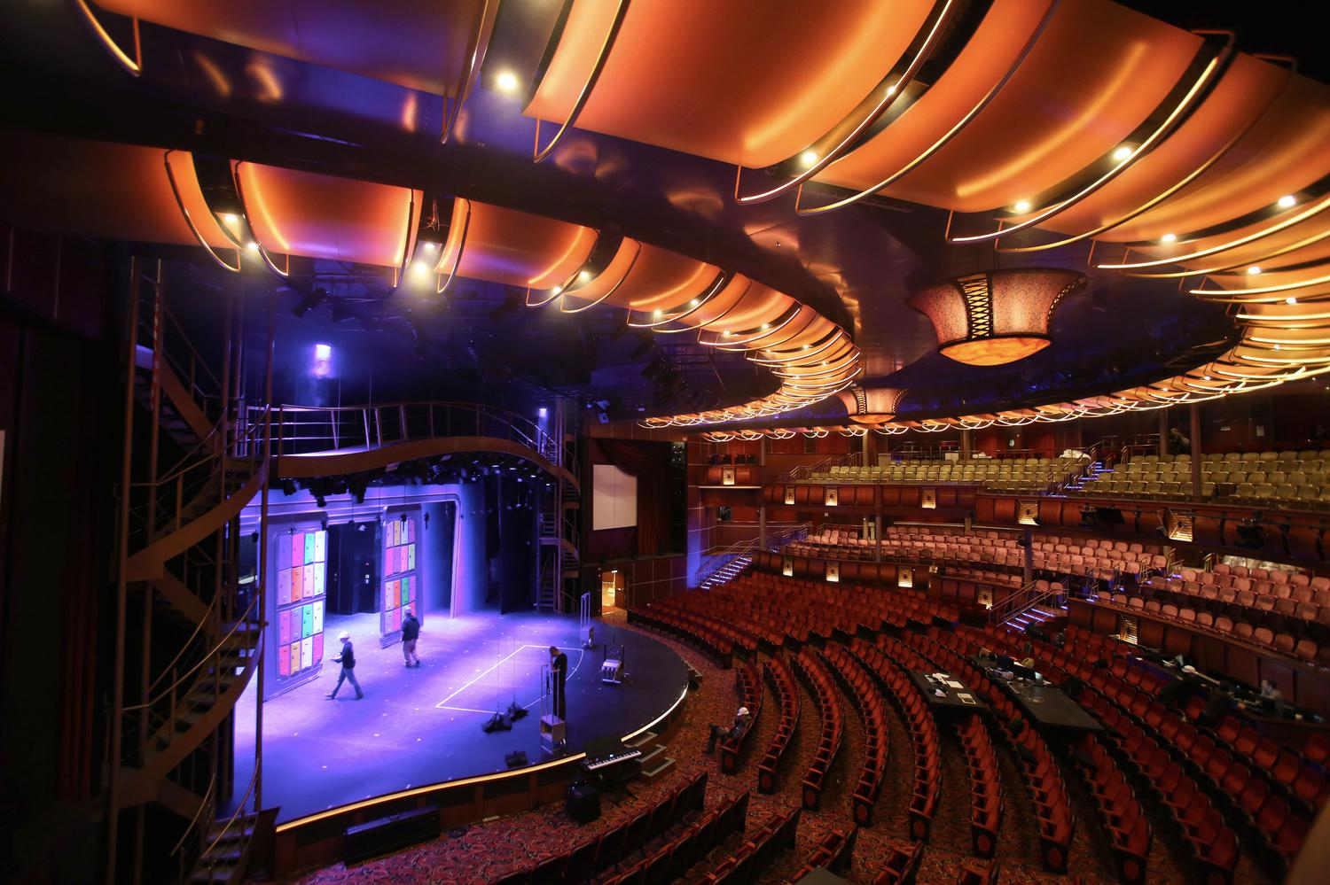 théâtre harmony of the seas