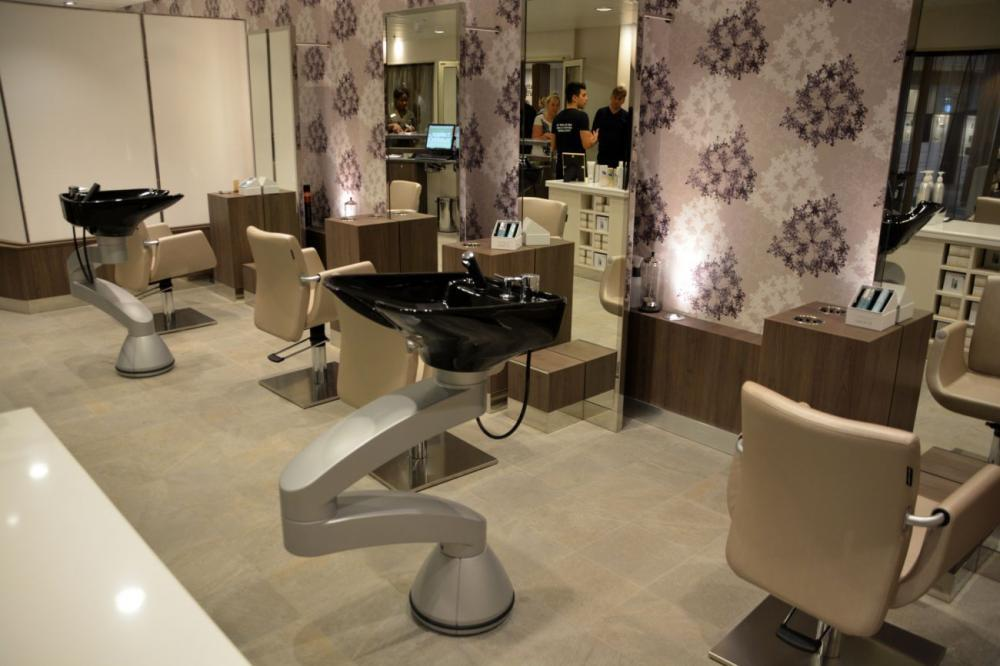 coiffeur paquebot harmony of the seas