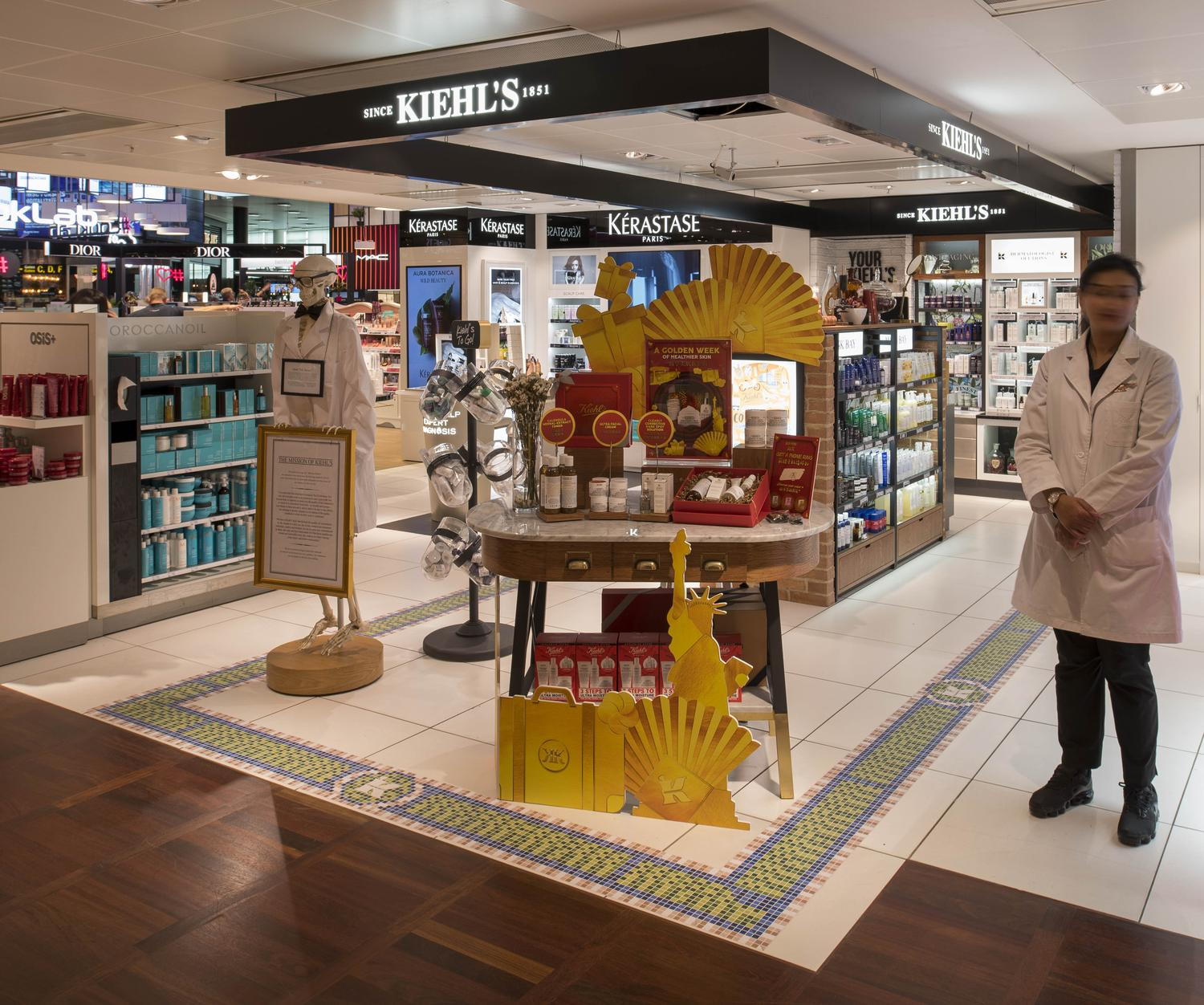 KIEHLS COPENHAGUE