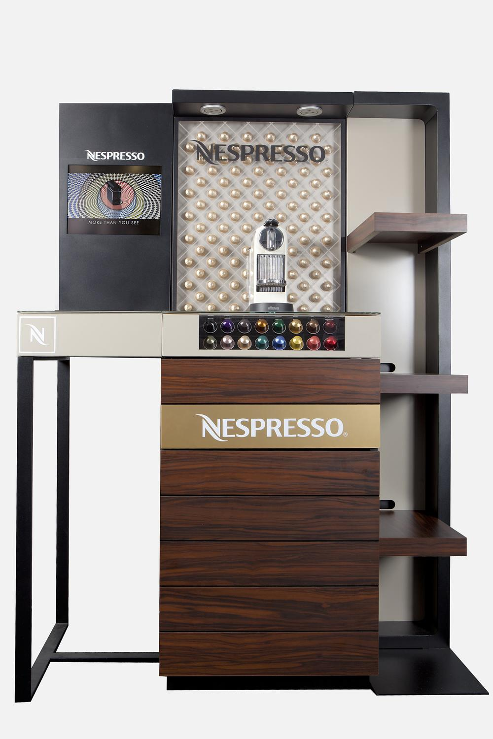 meuble nespresso - media6