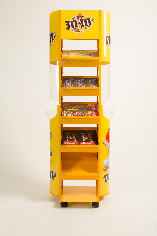 Plv permanente mobilier commercial meubles pour for Meuble commercial
